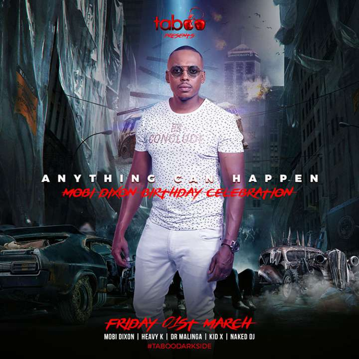 Anything Can happen_ Mobi Dixon Birthday Celebration