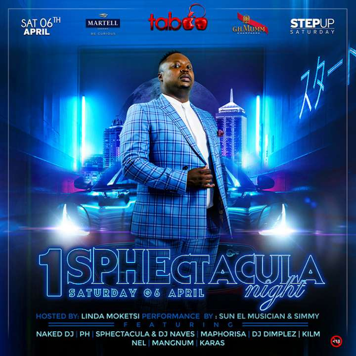 #1SPHEctacula Night