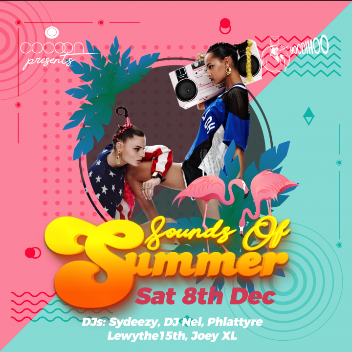 #SoundsOfSummer