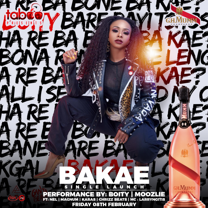 Bakae Single Launch
