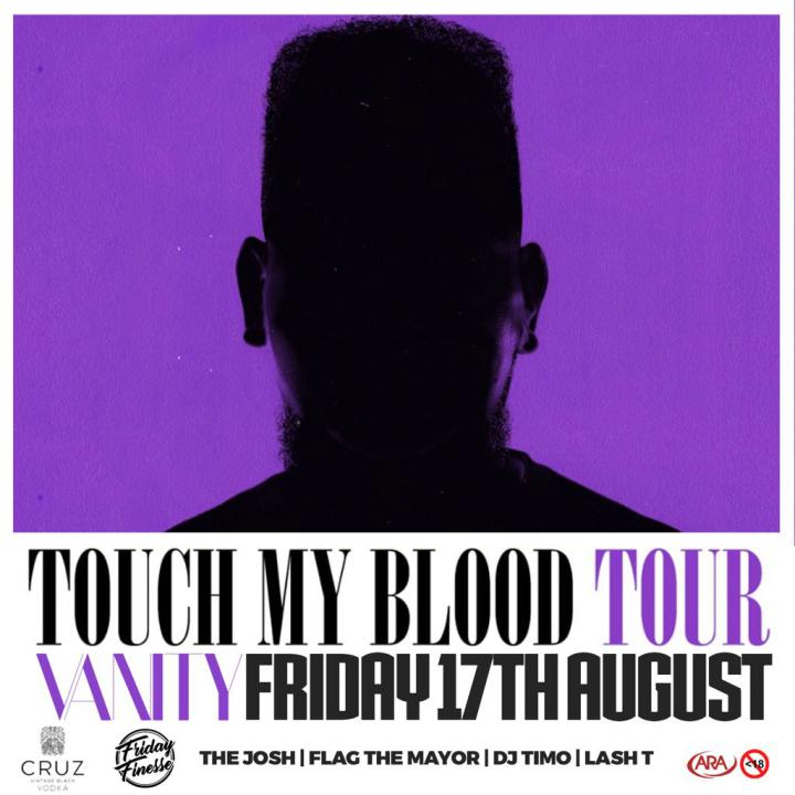Friday Finesse [TouchMyBloodTour]