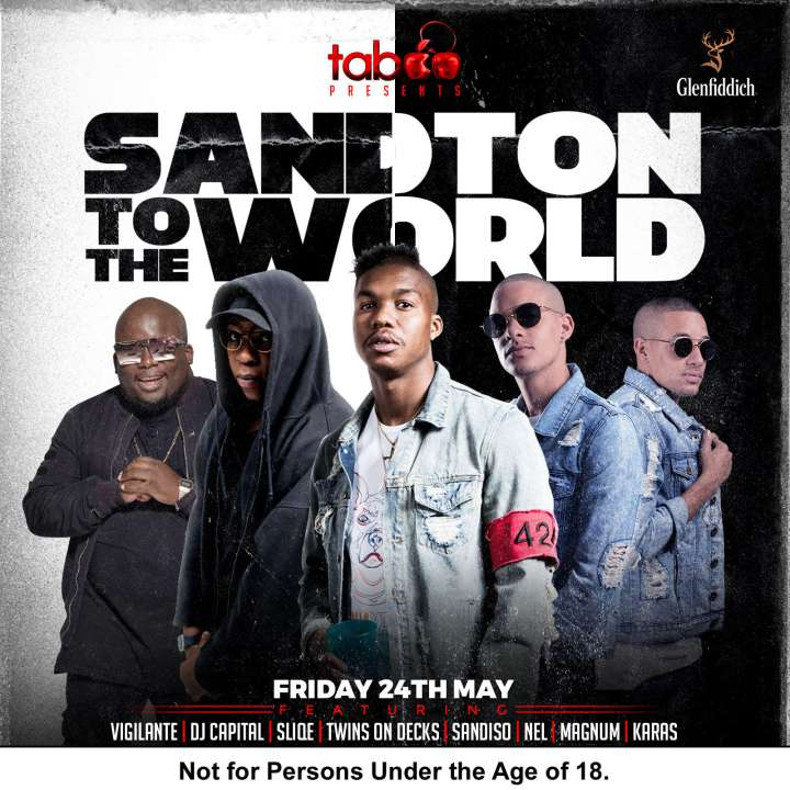 Sandton to the World