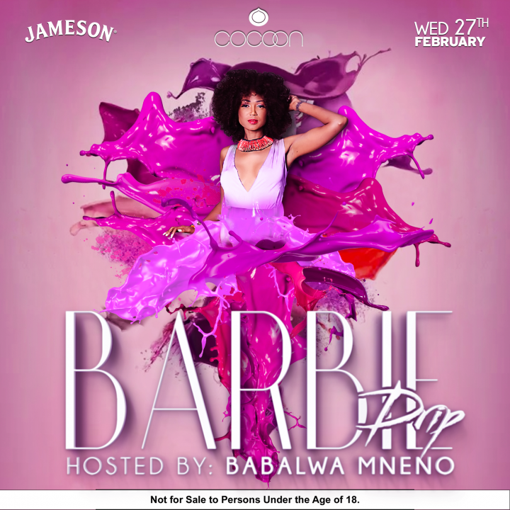 Ultimate Wednesdays : Barbie Drip