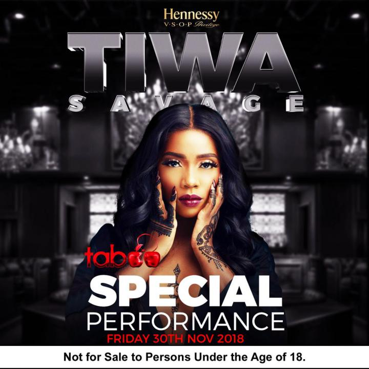 #TouchOfClass with Tiwa Savage
