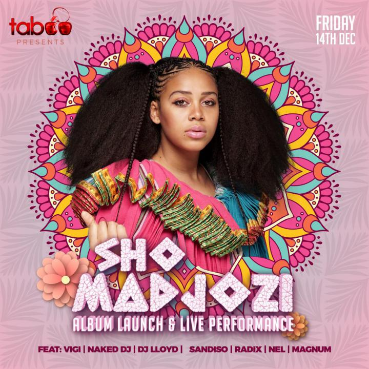 Sho Majozi Album Launch and Performance .