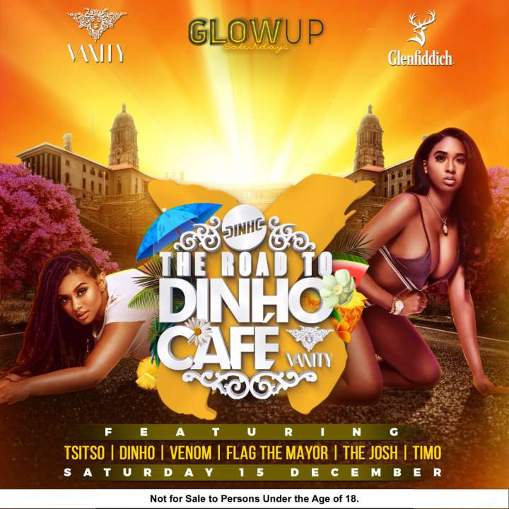 #GlowUpSaturdays : Road To Dinho Cafe