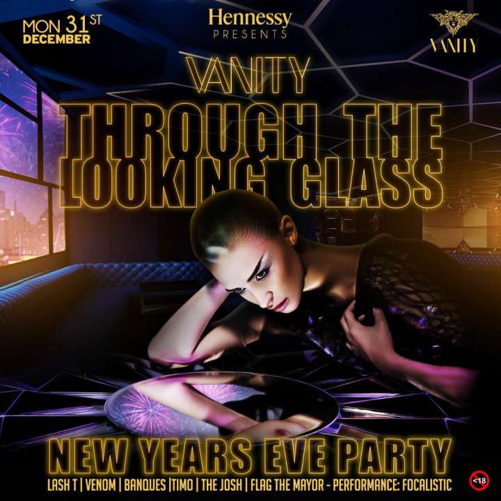 #NYE -Through The Glass
