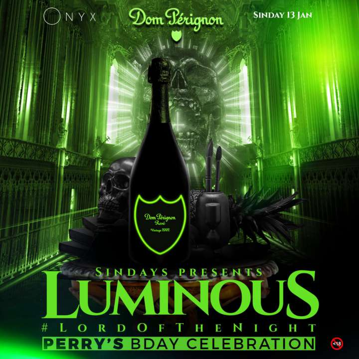 Luminous - Perrys Birthday Celebration.