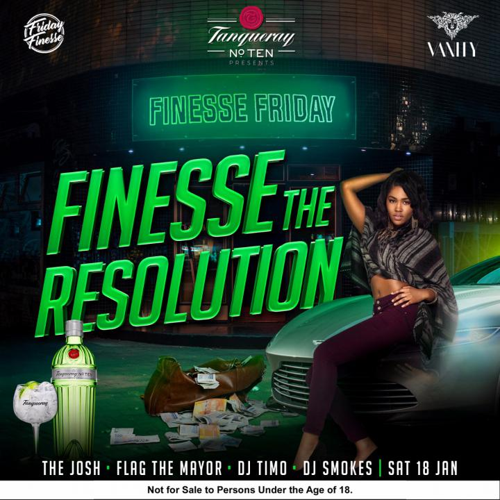 Friday Finesse: Finesse The Revolution