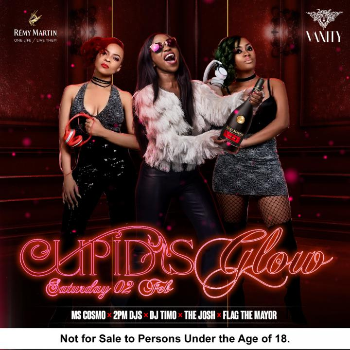 Glow Up Saturdays : Cupids Glow