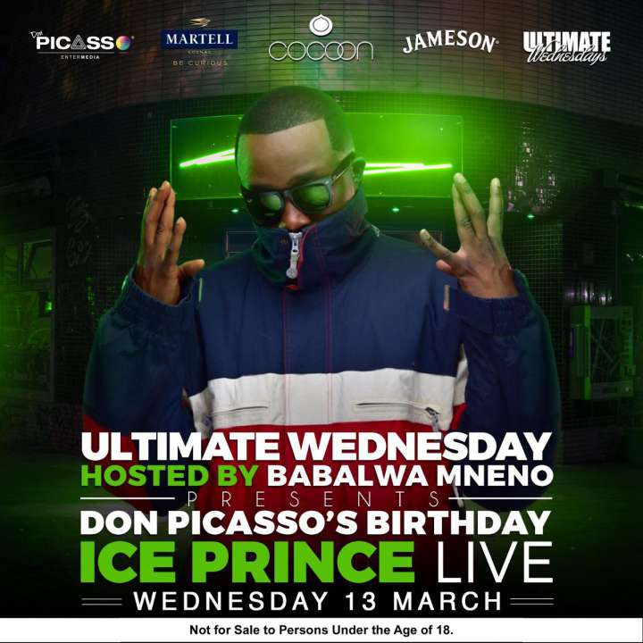Ultimate Wednesdays: Davido Live