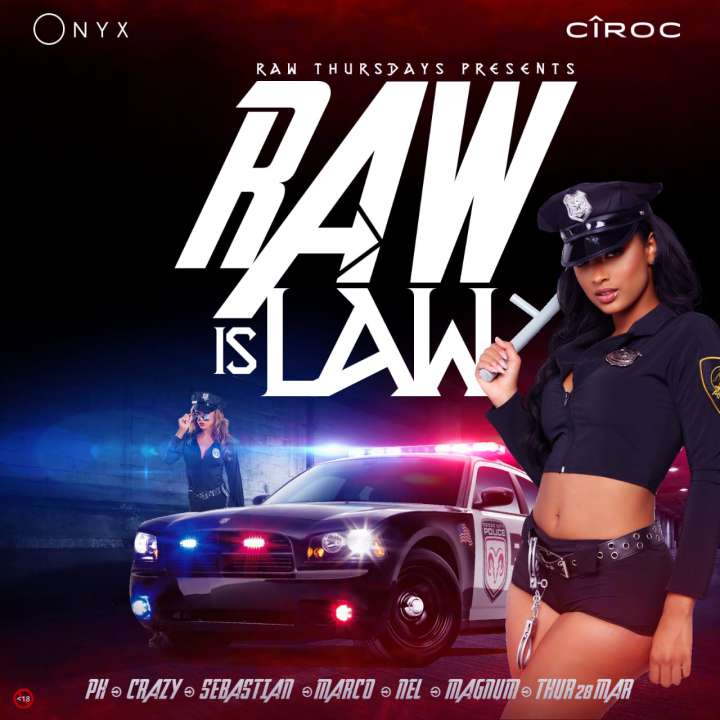 #RAWthursdays: Raw is Law