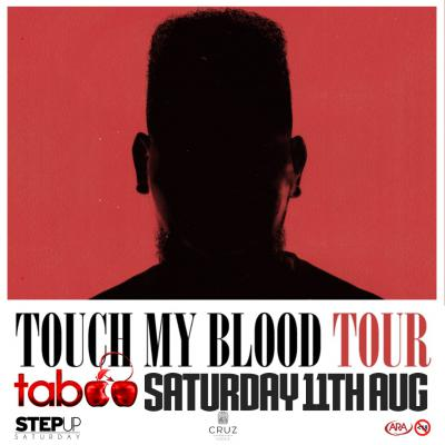 TouchMyBlood Tour