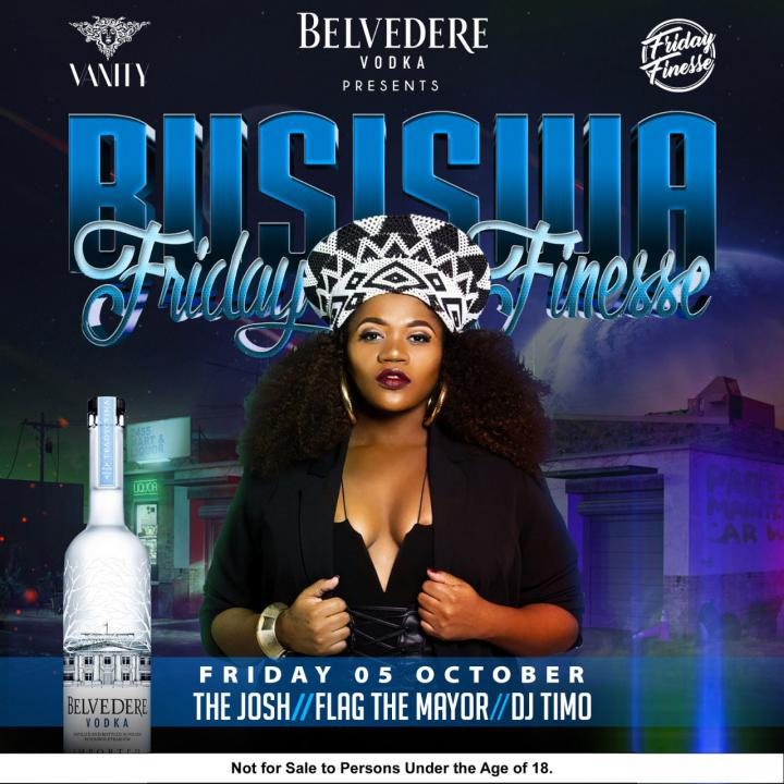 Busiswa Friday Finesse