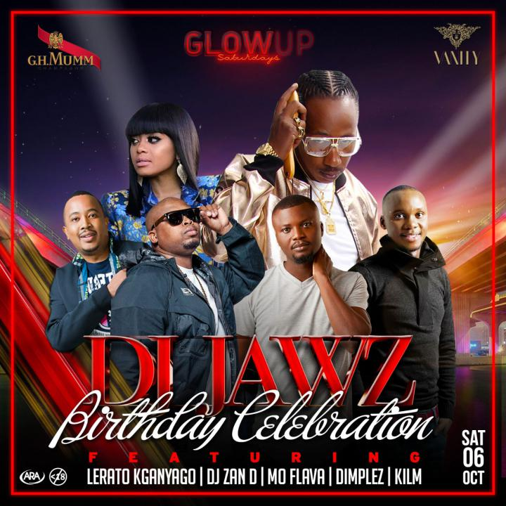 DJ Jawz Birthday Celebration